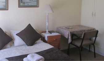A wide range of accommodation